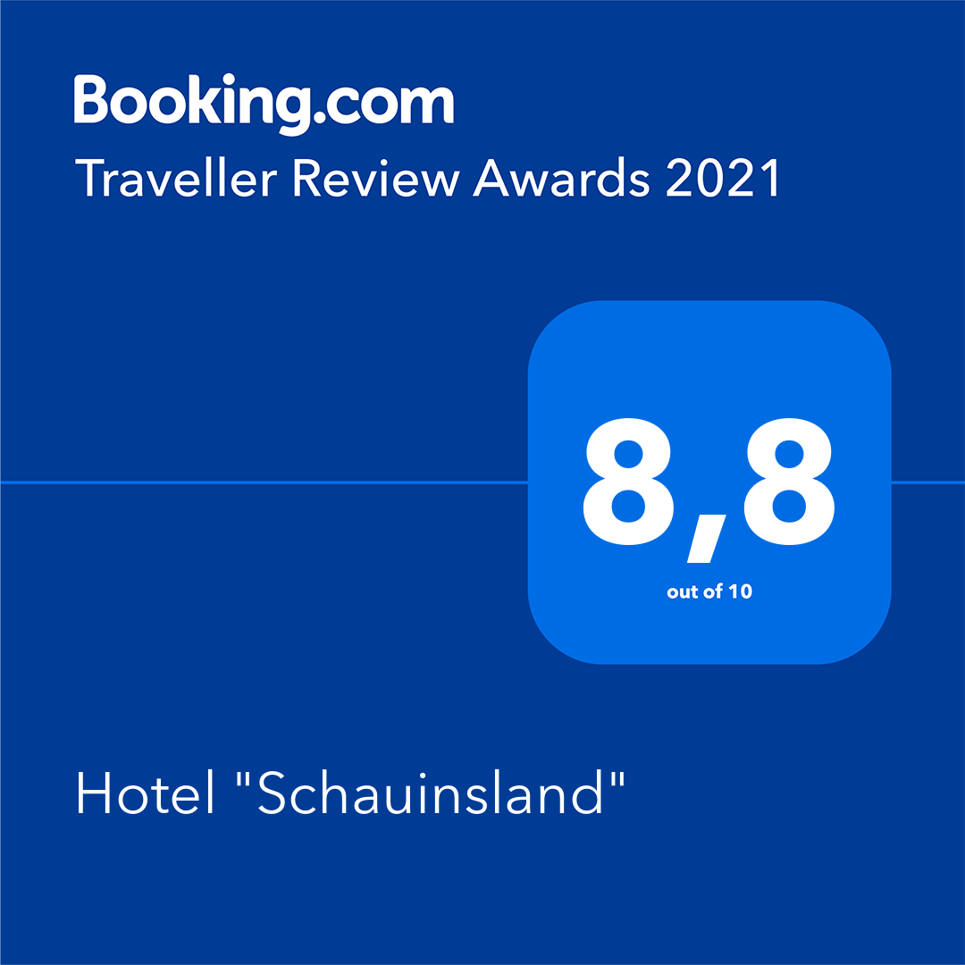 Booking.com Award Hotel Schauinsland